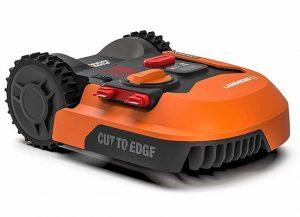 2. WORX WR142E M700 Landroid Robotic Mower
