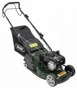 Webb 17(42cm) Petrol Lawnmower