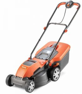 3. Flymo Speedi-Mo 360C Electric Lawn Mower