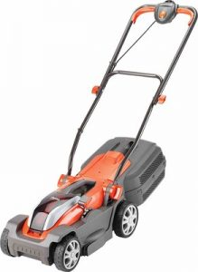 4. Flymo Mighti-Mo 300 Li Cordless Battery Lawn Mower