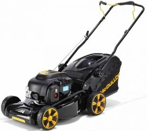 McCulloch M46-125 Petrol Wheeled Rotary Lawnmower