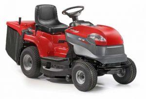 5. Castel Garden XDC140 84cm33 Cut Rear Discharge Ride On Mower