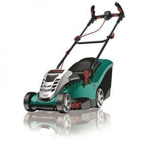 6. Bosch Rotak 37 Li Ergoflex 36v Cordless 37cm Lawnmower