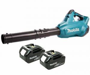 6. Makita DUB362 Twin 18v Brushless Cordless Leaf Blower