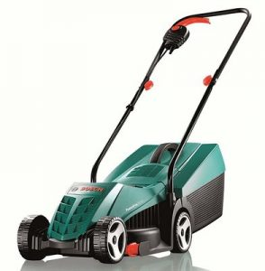 7. Bosch Home and Garden 32R Electric Rotary Lawnmower