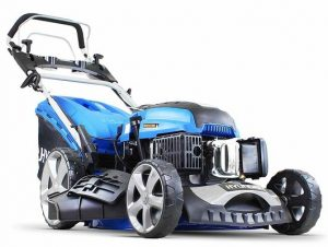 8. Hyundai HYM510SPE 173 cc Self Propelled Electric Petrol Lawn Mower