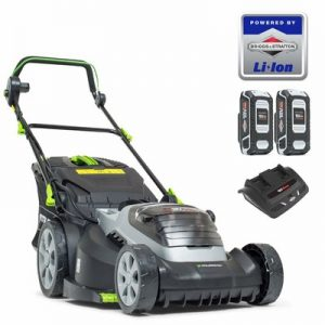 8. Murray 883266 Lithium-Ion 44cm Lawn Mower