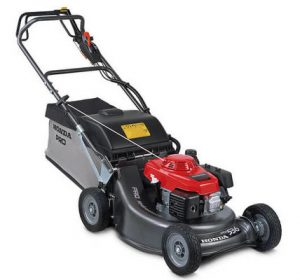 9. Honda HRH 536 HX 4-stroke 21 Hydrostatic Rotary Lawnmower
