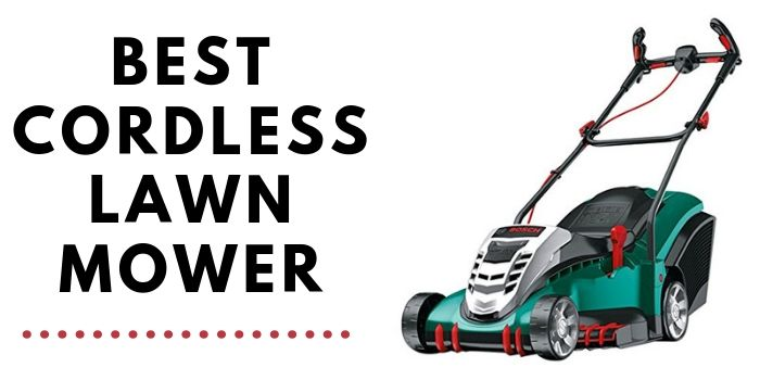 Best Cordless Lawnmowers UK