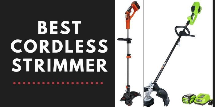 Best String Trimmer 2020.Best Cordless Strimmer 2020 Uk Reviews Christmas Deals 19