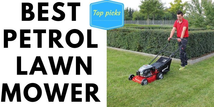 Best Lawn Mowers 2020.Best Petrol Lawn Mower 2020 Uk For Small Large Garden