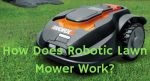 How Does Robotic Lawn Mower Work