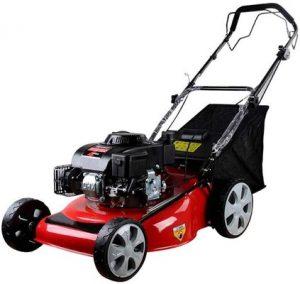 KJRJG Gasoline Professional Lawn Mower