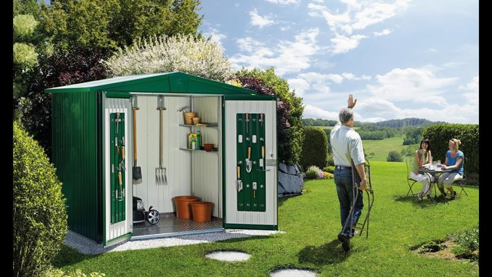Cheap Garden Sheds Under £200