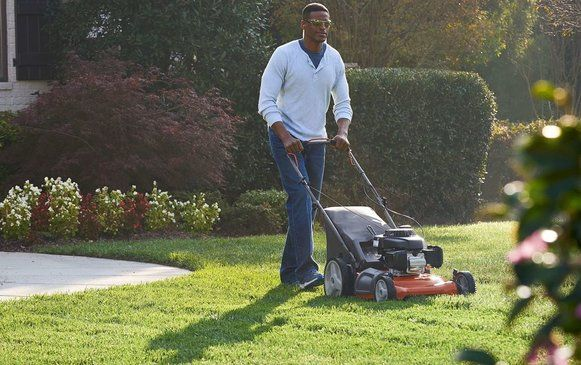 Cheap Petrol Lawn mower