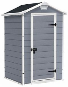 1. Keter Manor Outdoor Storage shed