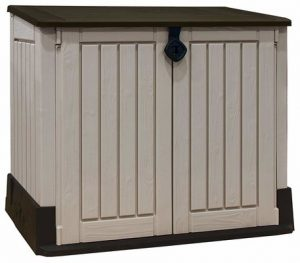 2. Keter Store-It Out Midi garden shed