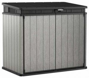 Keter 236905 Elite Outdoor Storage Shed