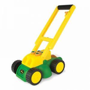 1. John Deere Electronic Lawn Mower
