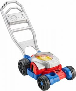 11. Fisher-Price Bubble Mower