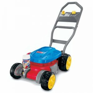 2. Fisher-Price Bubble Mower