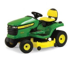 4. John Deere Ertl 116 X320 Mower