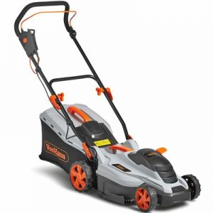 7_vonhaus_electric_rotary_lawnmower_1600w