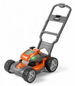 8. Husqvarna Toy Lawnmower