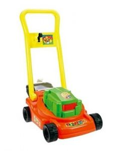 9. Viking Childrens Mini Klip Push Along Lawn Mower