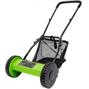 9_charles_bentley_hand_push_lawn_mower