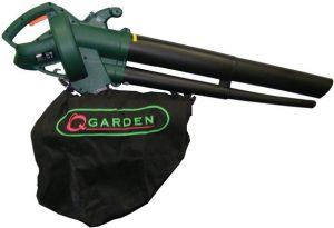 1. Q Garden QGBV2500 Leaf Blower Vacuum
