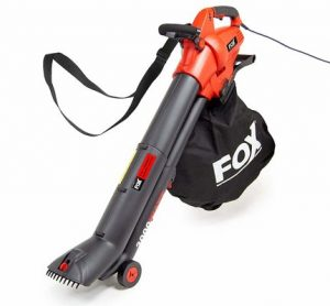 10. Fox Leaf Blower and Vacuum 4 in 1