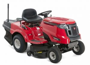 2. Lawn-king RE125 Ride on Lawnmower