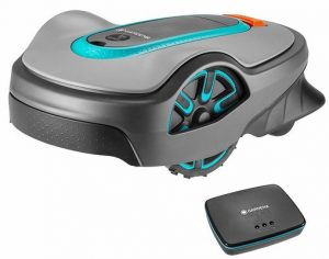6. Gardena Smart SILENO Life Set, Robotic Lawnmower