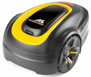 7. McCulloch ROB S600, Robotic Lawn Mower