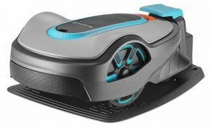 8. Gardena 15103-28 Sileno Life Robotic Lawnmower