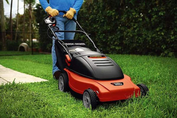 Cheap Electric Lawn Mowers UK
