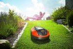 automatic lawn mower uk
