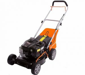 4. Yard Force Push Petrol Lawnmower