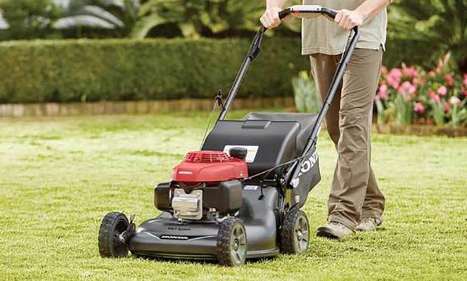 Best Lawnmower Under £100