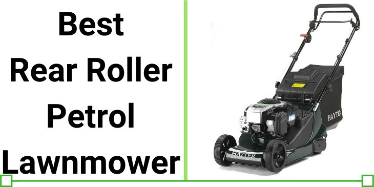 Rear Roller Petrol Lawnmower