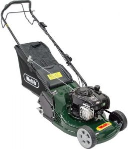 Webb WERR17SP Supreme rear roller petrol lawn mower