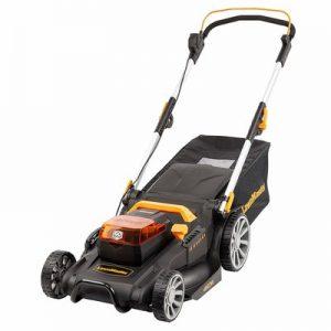 Lawnmaster Cordless Mulching mower