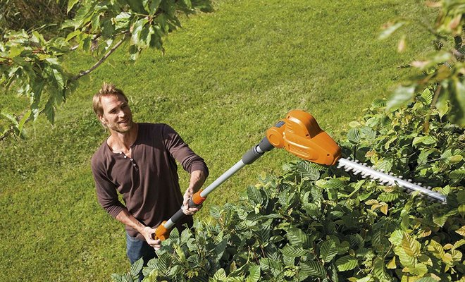 Best telescopic hedge trimmer UK