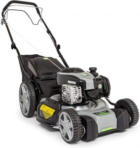 Murray EQ500X - 18 Inch/46 cm Self-Propelled Petrol Lawnmower