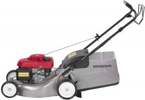Honda Izy HRG 466 SK 4-Wheel Self Propelled Petrol Lawn Mower