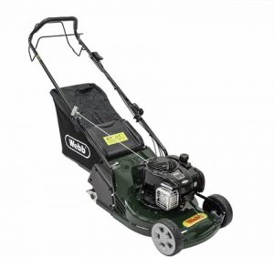 Webb Petrol Lawnmower - WERR17