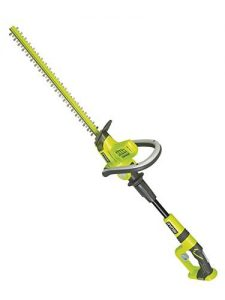 Ryobi OHT1850X ONE+ cordless pole hedge trimmer