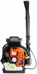 1. ParkerBrand 65cc Petrol Backpack Leaf Blower