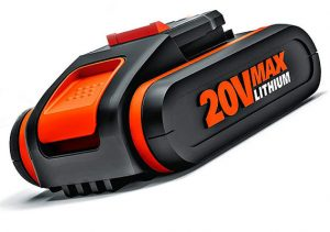 WORX WG779E.2 battery